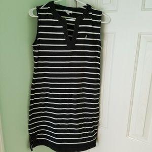 Women's size small Nautica sleeveless dress